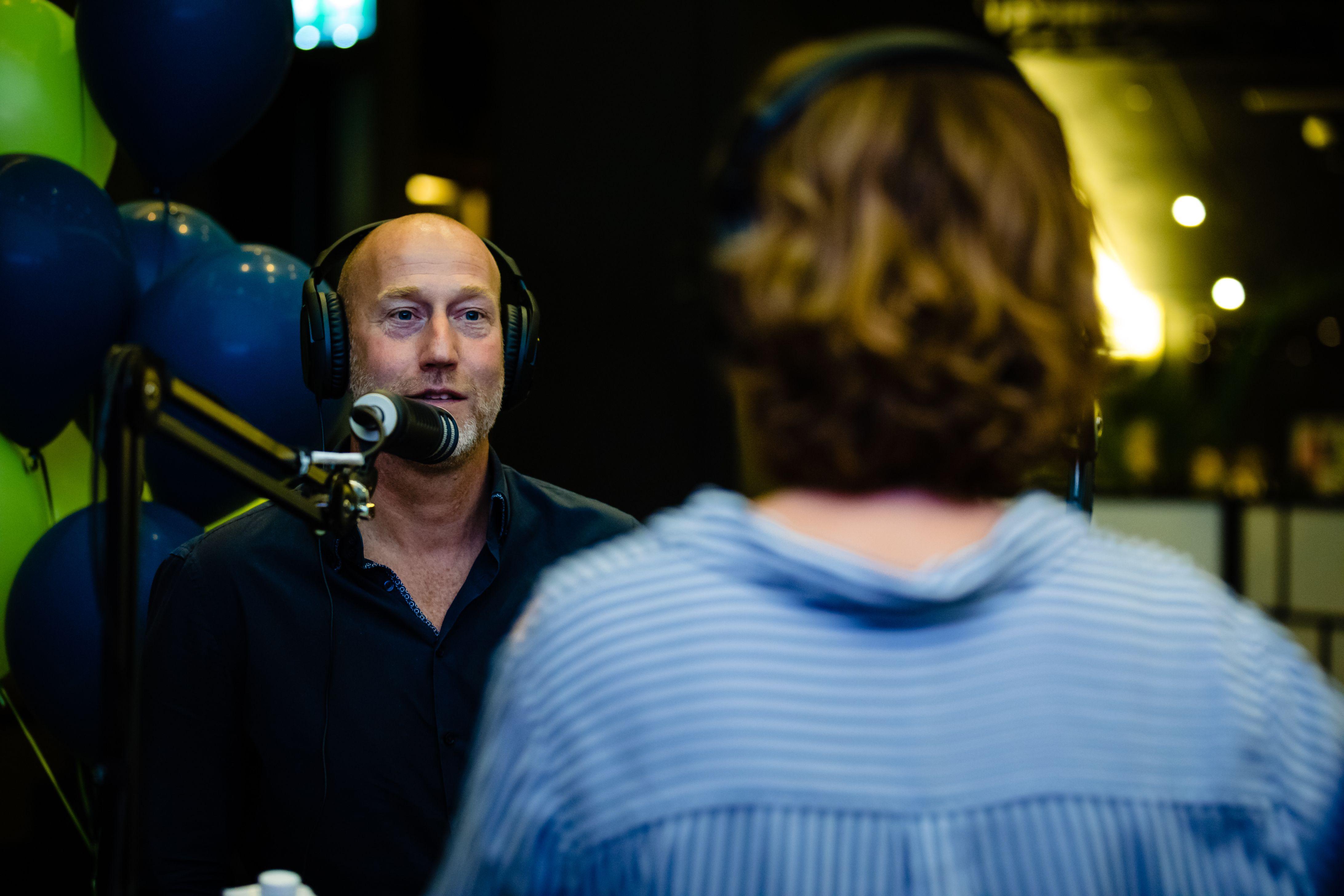 LVSC jubileumcongres 2021 - podcast Arjan Erkel