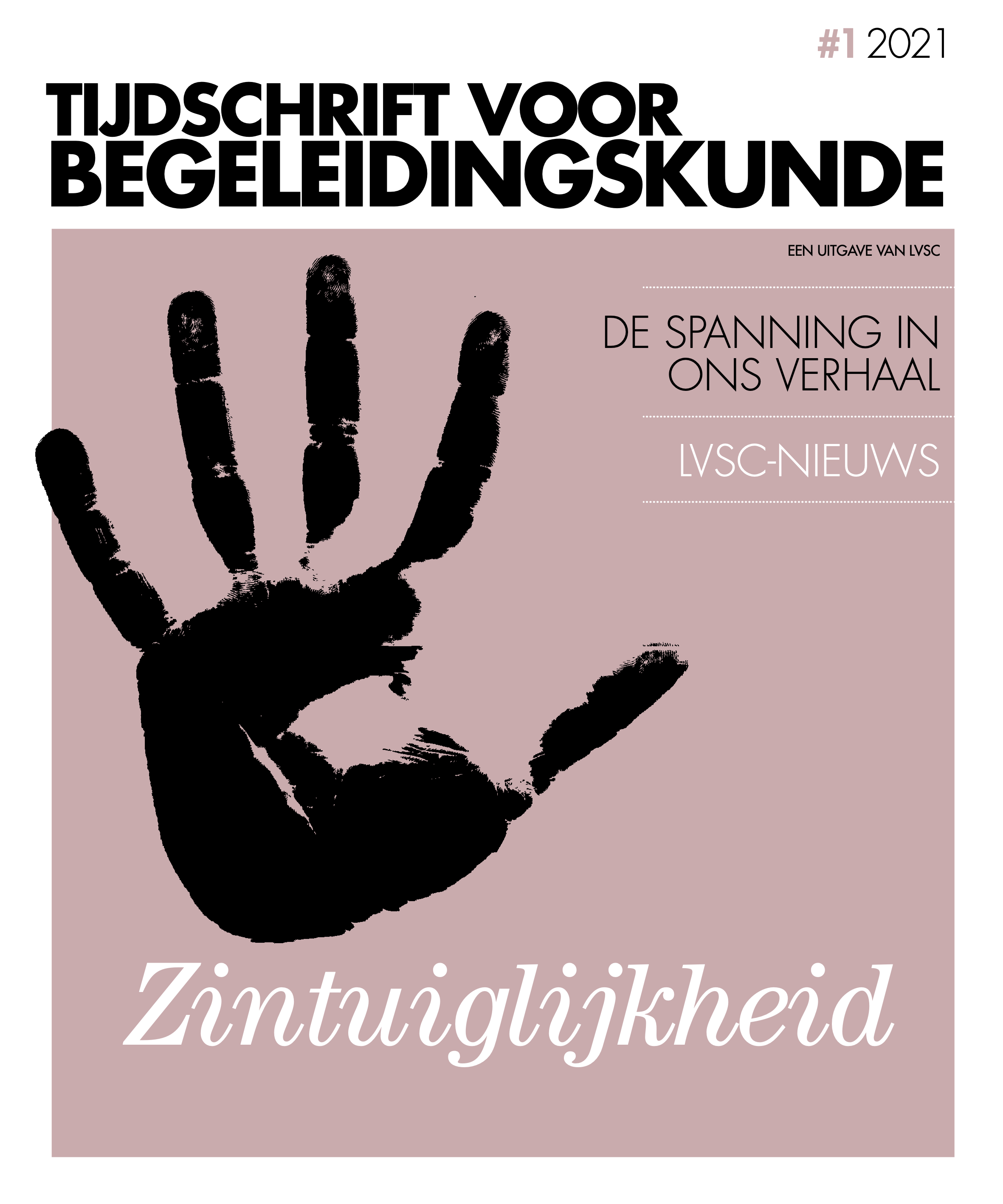 Tijdschrift voor Begeleidingskunde - vakblad LVSC