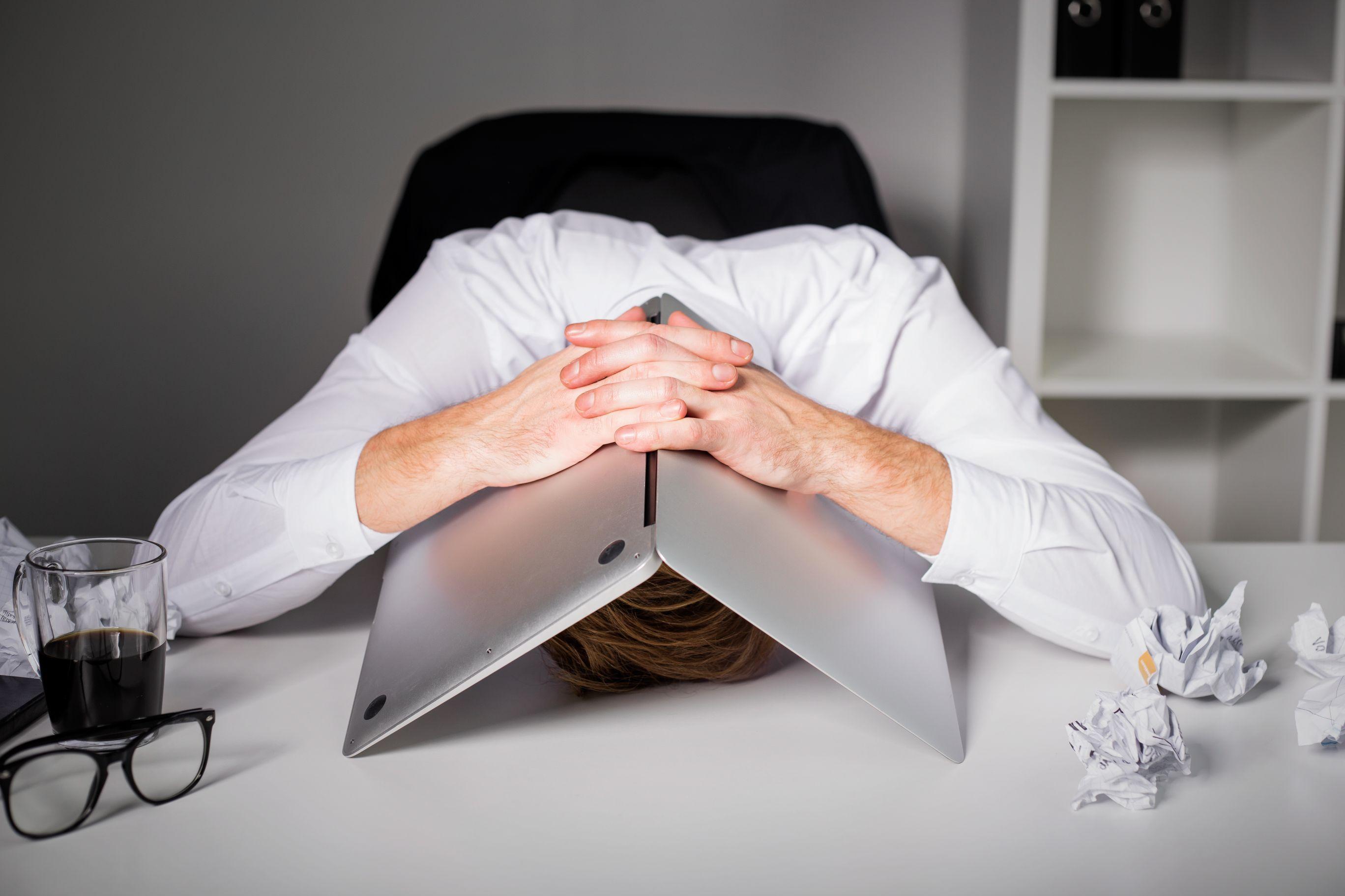 Kosten werkstress voor werkgevers onverminderd hoog - LVSC