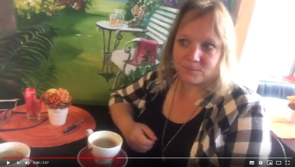 ANSE Summer University 2019 - vlog 11: Gesprek Helena Ehrenbusch
