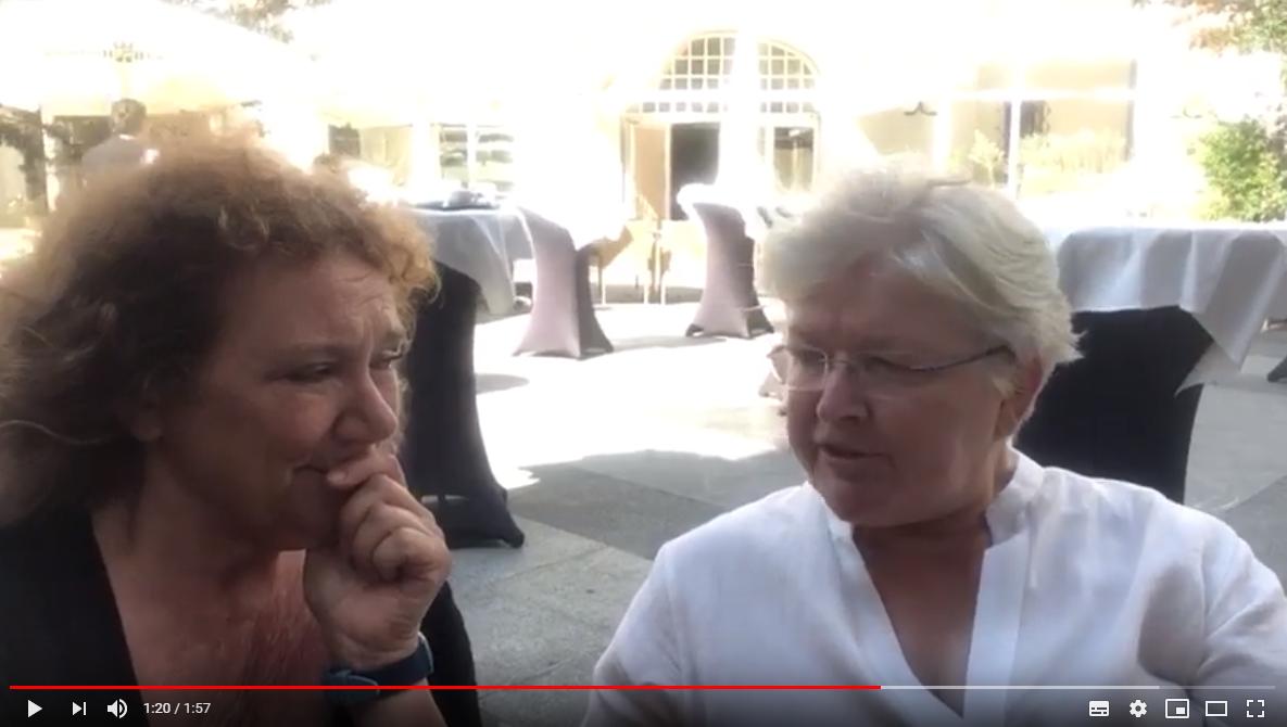 ANSE Summer University 2019 - vlog 12: interview workshopgever Annette Perino