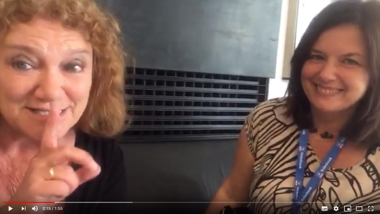 ANSE Summer University 2019 - vlog 14: interview Ilze Dreifelde