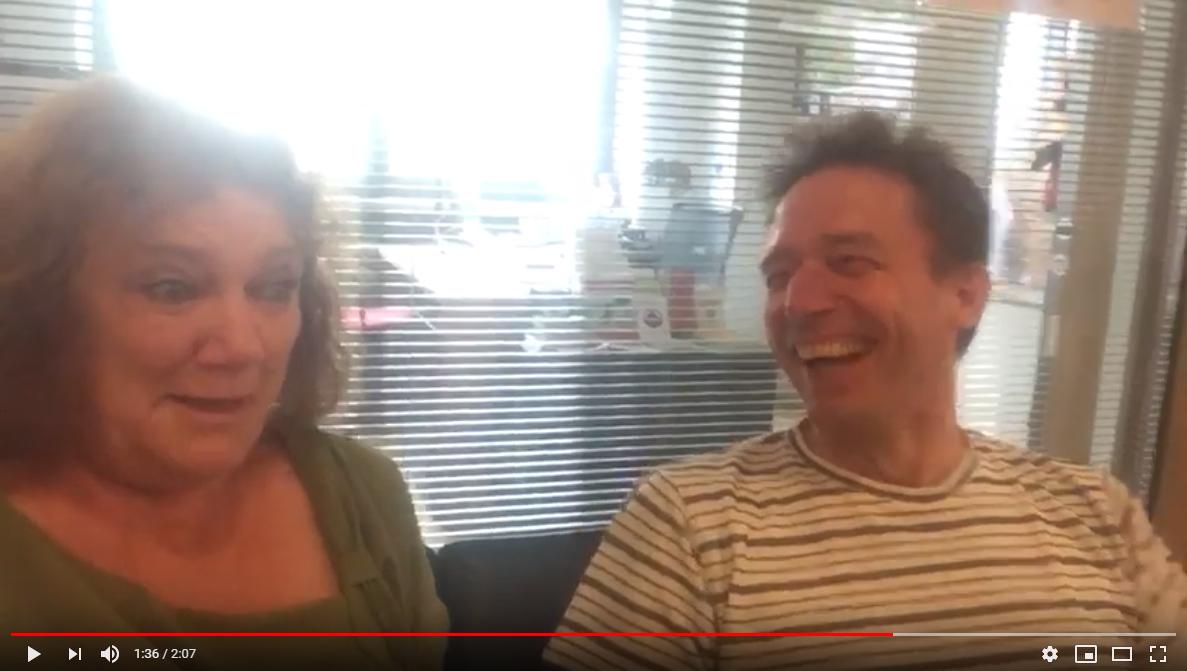 ANSE Summer University 2019 - vlog 8: gesprek met deelnemer Henk