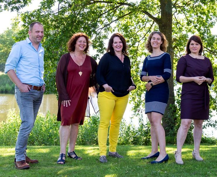 Team Bureau LVSC Nijmegen